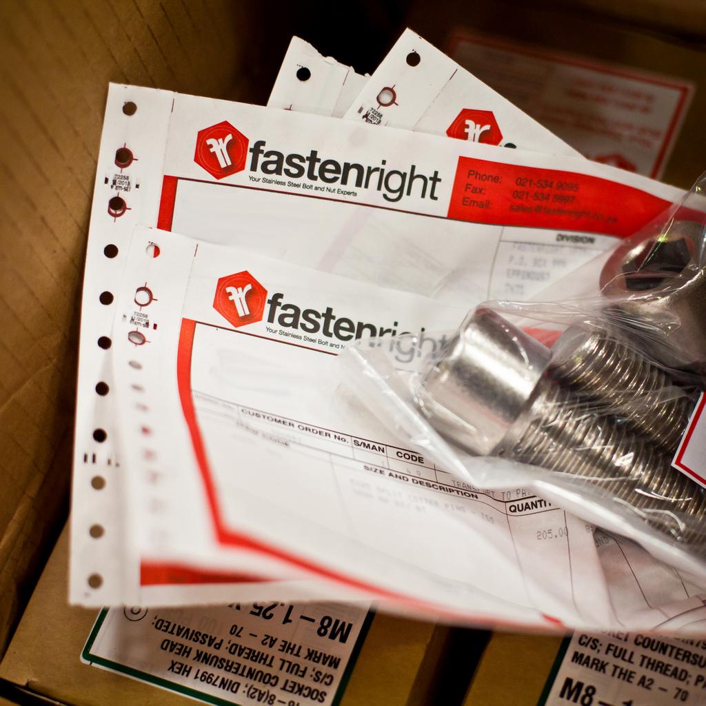 FastenRight - Home